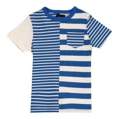 Howlin T-Shirt Spugna Righe-listing
