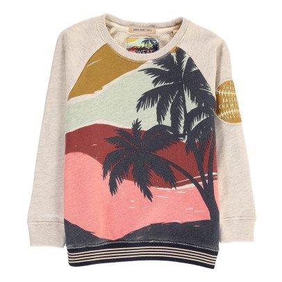 Scotch & Soda Island Sweatshirt-listing