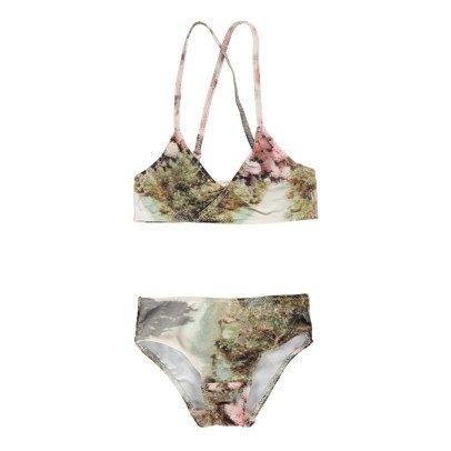 POPUPSHOP Bikini Blumen -listing
