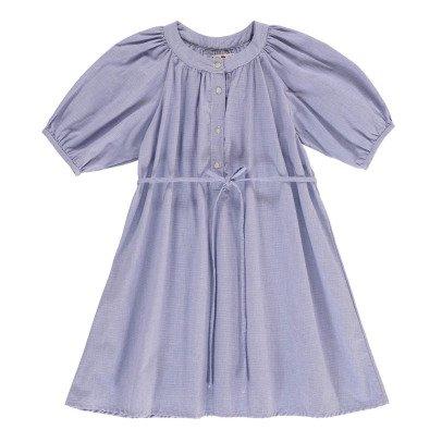 Noro Robe Boutonnée Mini Carreaux Charlie-listing