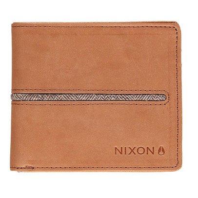 Nixon Geldbeutel aus Leder Coastal Showdown -listing