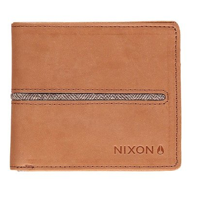 Nixon Showdown Coastal Leather Purse-listing