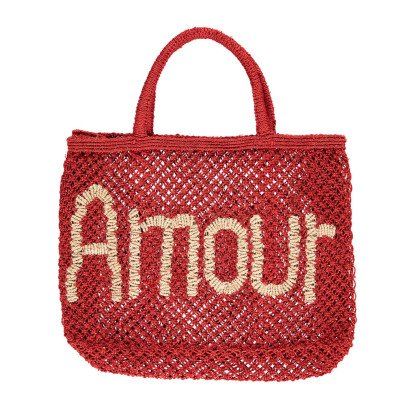 The Jacksons Shopper Small Jute Amour -listing
