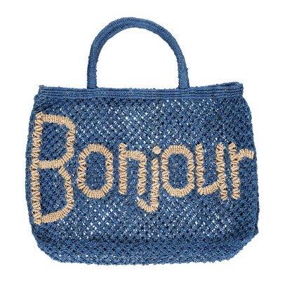 The Jacksons Shopper Small Jute Bonjour -listing