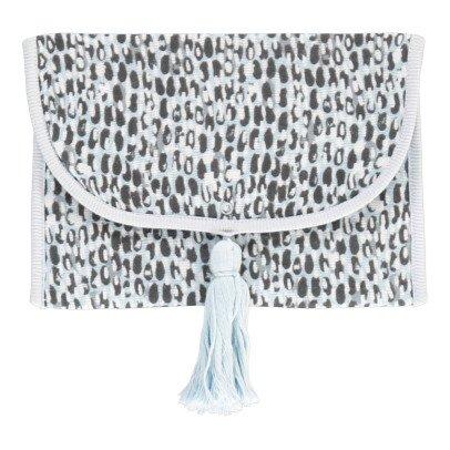 Moumout Pochette de toilette Dots 21x29,7 cm-listing