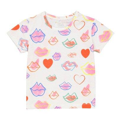 MAX & LOLA Mila Mouth T-Shirt-listing