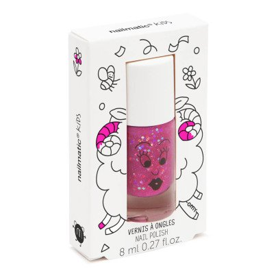 Nailmatic Kids Vernis Sheepy pailleté-listing