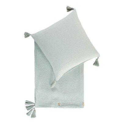 Moumout Cotton Muslin Bed Set-listing