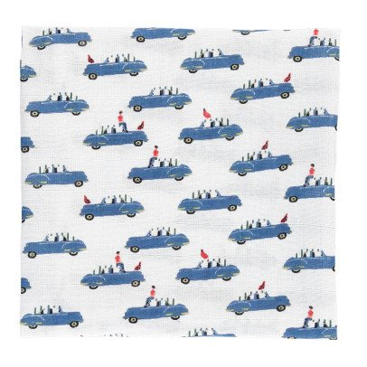 Le Petit Lucas du Tertre Car Swaddling Blanket-listing