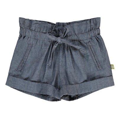 Nui Short Coton Bio Chambray Lauren-listing