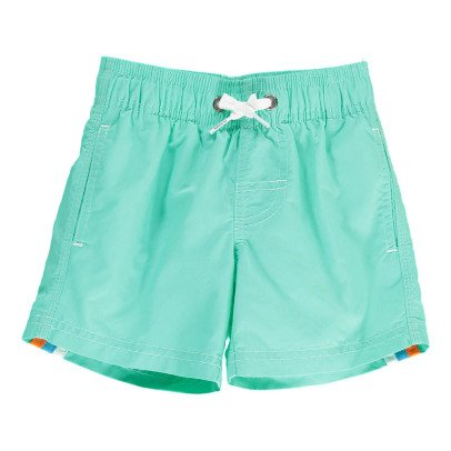 Sundek Three Band Swimshorts-listing