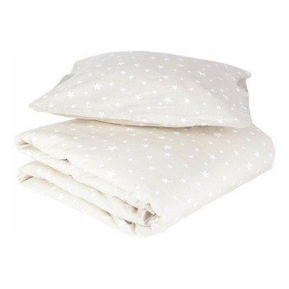 Nobodinoz Parure de lit Toronto étoilé en coton-product