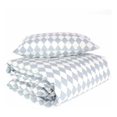 Nobodinoz Toronto Diamond Cotton Bed Set-product