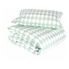 product-Nobodinoz Toronto Diamond Cotton Bed Set
