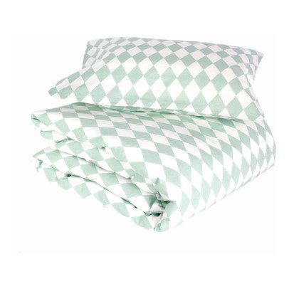 Nobodinoz Toronto Diamond Cotton Bed Set-listing