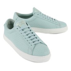 Zespà Sneakers Pelle Lacci Perforate ZSP4-listing