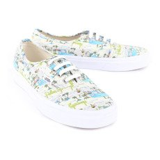 Vans Sneakers Lacci Palm Spring Authentic-listing