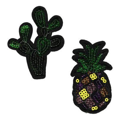 Beck Sönder Gaard Cactus & Pineapple Badge-listing