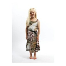 POPUPSHOP Organic Cotton Flower Dress-listing