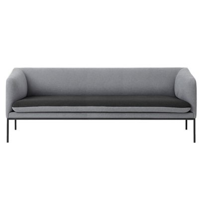 Ferm Living Wool 3 Piece Sofa-listing
