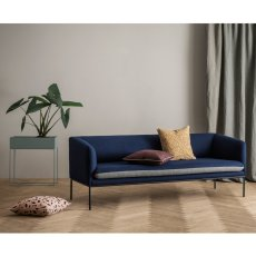 Ferm Living Cotton 3 Piece Sofa-listing