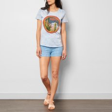 Leon & Harper T-shirt Tie-and-dye Cactus-listing