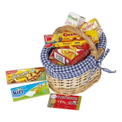 Polly Wicker Basket-listing