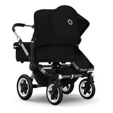 product-Bugaboo Poussette DONKEY DUO aluminium/smili-cuir