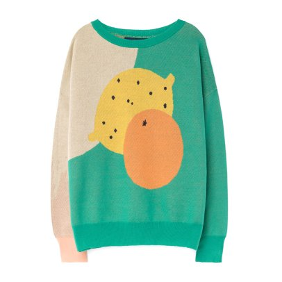 The Animals Observatory Pullover Limones Bull-listing