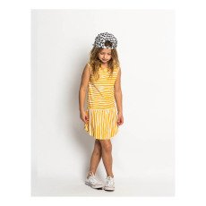 Munsterkids Charlie Striped Dress-listing