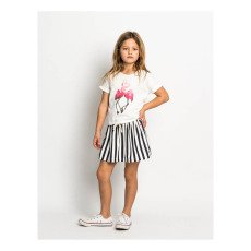 Munsterkids Juner Striped Skirt-listing
