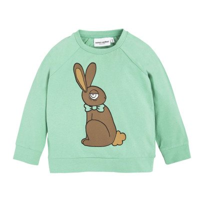 Mini Rodini Rabbit Sweatshirt-listing