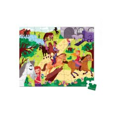 Janod Horse riding Puzzle-listing