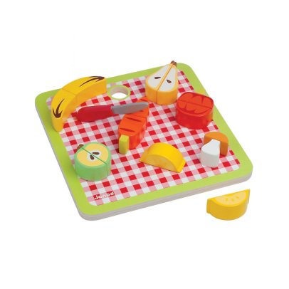Janod Tray of fruit and vegetables-product