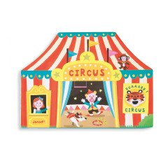 Janod Circus Story Box-product