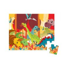 Janod Puzzle dinosaures-listing