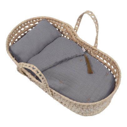Numero 74 Doll's Moses Basket, Mattres and Bed Set-listing