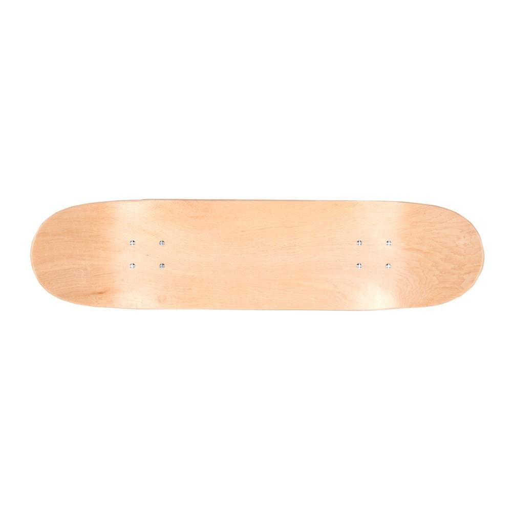 Banc skateboard naturel naturel le ons de choses design enfant - Planche de skateboard vierge ...