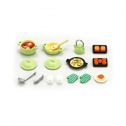 set accessoires de mode multicolore sylvanian jouet et loisir. Black Bedroom Furniture Sets. Home Design Ideas