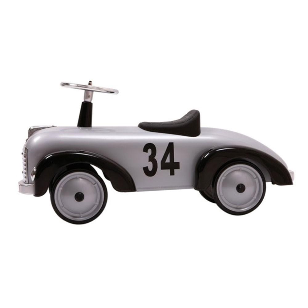 voiture speedster gris argent gris argent baghera jouet et. Black Bedroom Furniture Sets. Home Design Ideas