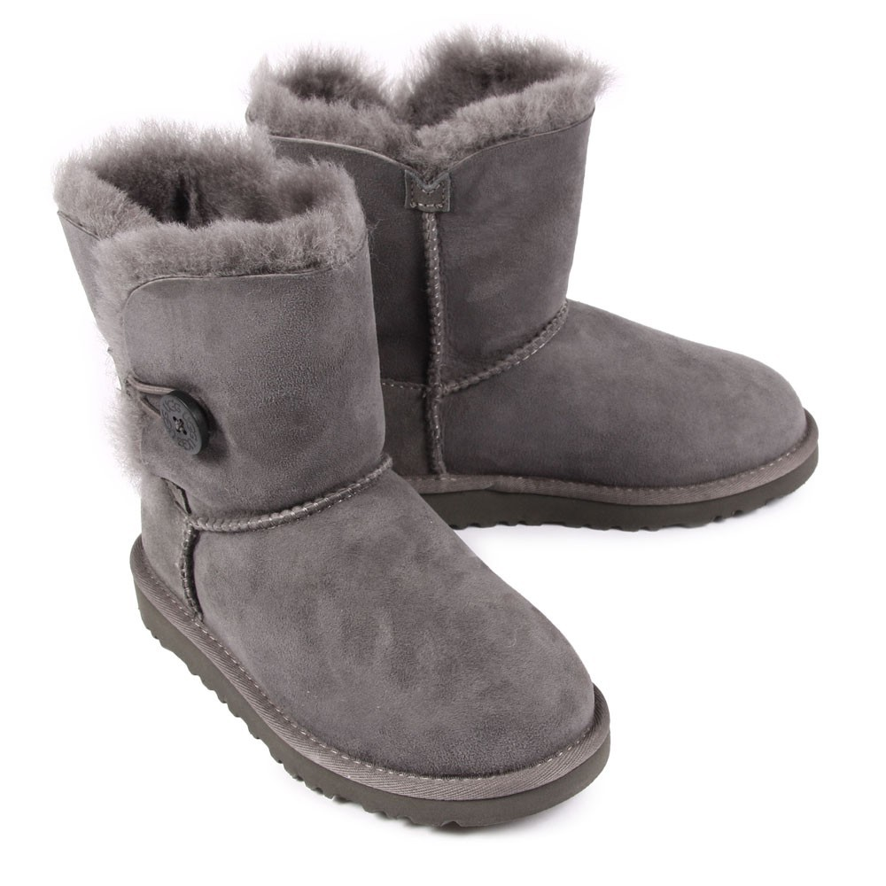 botas ugg niña grises