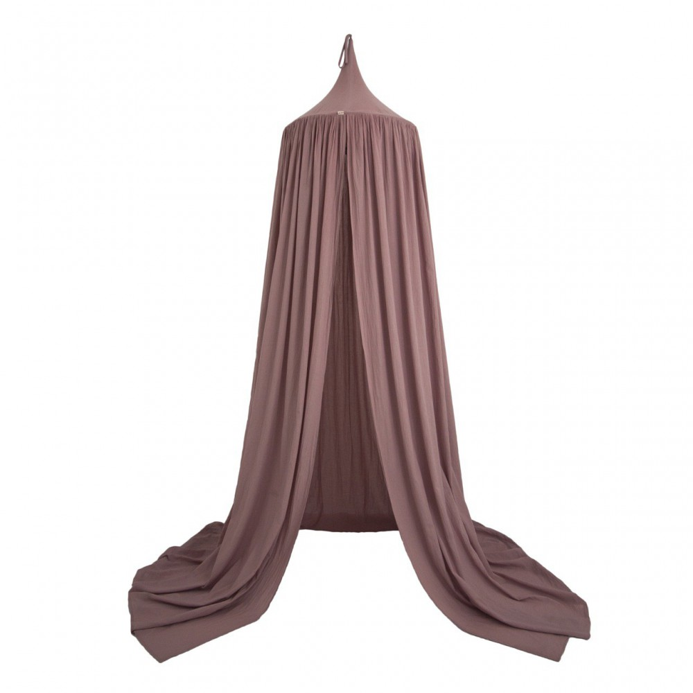 Bed Canopy Dusky Pink Dusty Pink S007 Numero 74 Design Baby