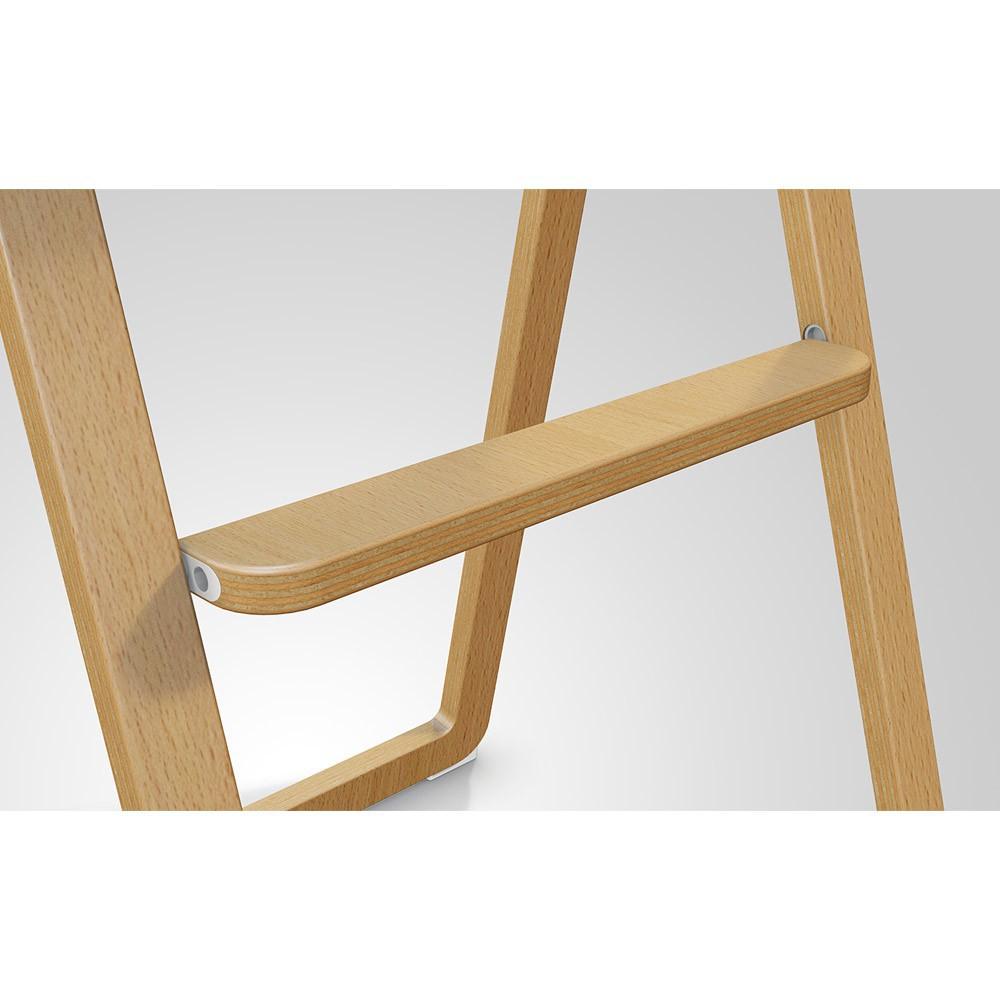 chaise haute supaflat naturel supaflat design b b. Black Bedroom Furniture Sets. Home Design Ideas