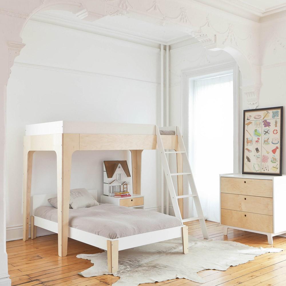 Letto a castello Perch Betulla Oeuf NYC Design Bambino