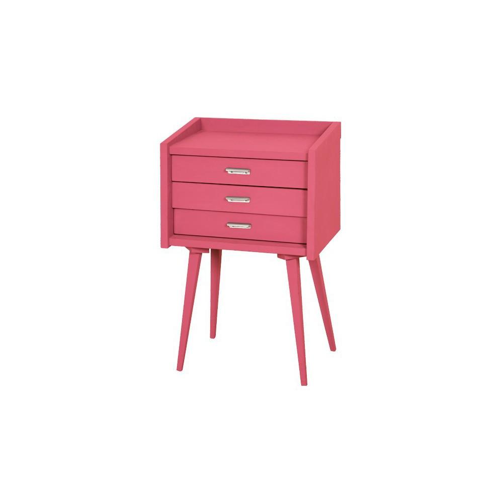 table de chevet des secrets laurette design adolescent. Black Bedroom Furniture Sets. Home Design Ideas