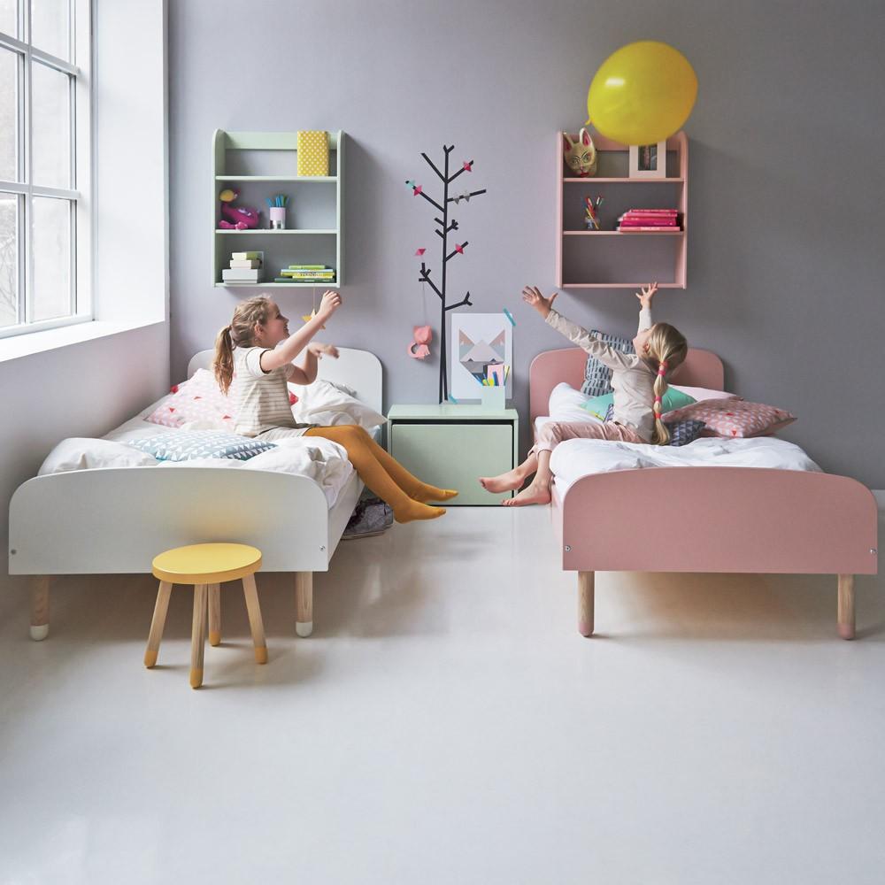 lit enfant 90x200 cm vert d 39 eau flexa play design enfant. Black Bedroom Furniture Sets. Home Design Ideas