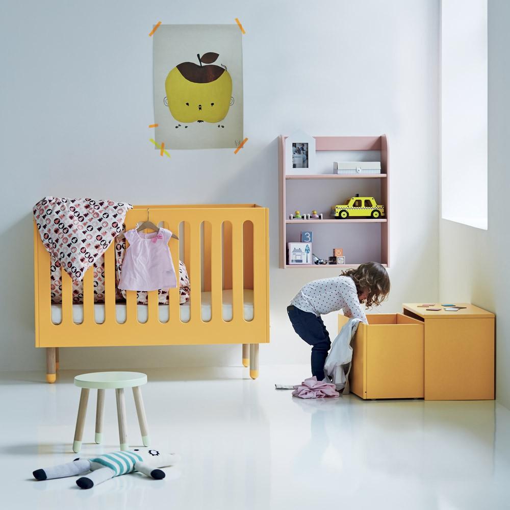 etag res de rangement rose poudr flexa play design enfant. Black Bedroom Furniture Sets. Home Design Ideas