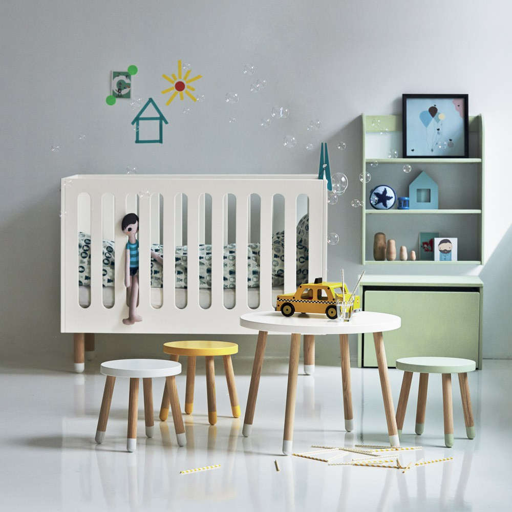 etag res de rangement vert d 39 eau flexa play design enfant. Black Bedroom Furniture Sets. Home Design Ideas