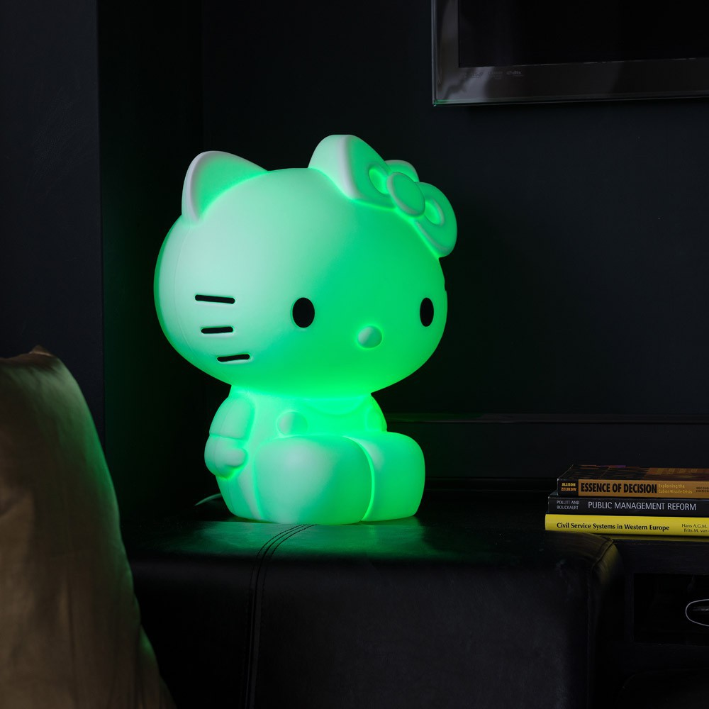 hello kitty led lampe base nl design kind. Black Bedroom Furniture Sets. Home Design Ideas