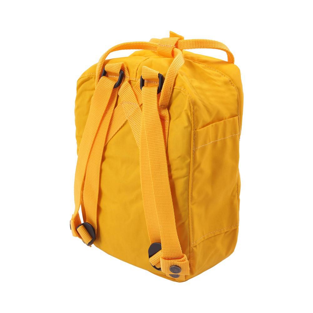 sac dos mini kanken jaune fjallraven mode adolescent. Black Bedroom Furniture Sets. Home Design Ideas